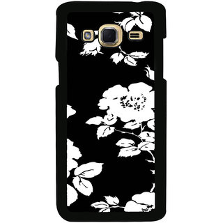ifasho Animated Pattern rose flower with leaves Back Case Cover for Samsung Galaxy J3