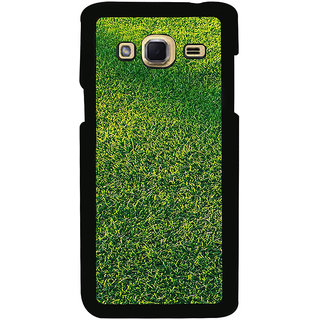 ifasho Animated Pattern grass Back Case Cover for Samsung Galaxy J3