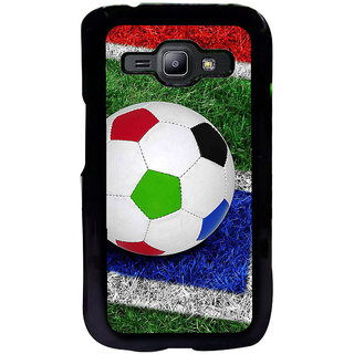 ifasho Foot ball Back Case Cover for Samsung Galaxy J1