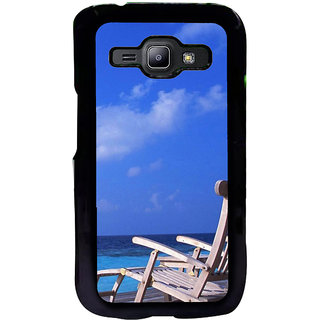 ifasho Beach  Back Case Cover for Samsung Galaxy J1