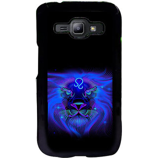 ifasho zodiac sign leo Back Case Cover for Samsung Galaxy J1
