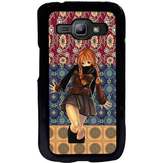 ifasho Dancing girl Back Case Cover for Samsung Galaxy J1