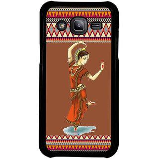 ifasho Odishi dance Back Case Cover for Samsung Galaxy J2