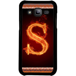 ifasho alphabet name series S Back Case Cover for Samsung Galaxy J2