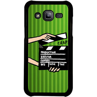 ifasho movie shoots action Back Case Cover for Samsung Galaxy J2