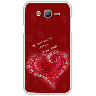 ifasho Love Quotes for love Back Case Cover for Samsung Galaxy J5