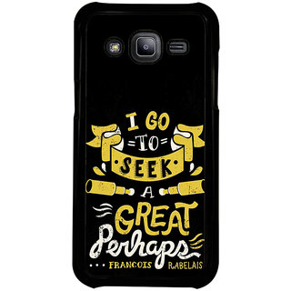 ifasho Life quote Back Case Cover for Samsung Galaxy J2