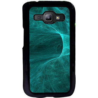 ifasho Design of smoke pattern Back Case Cover for Samsung Galaxy J1