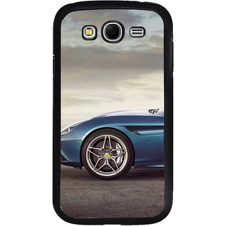 ifasho Stylish long Car wheel Back Case Cover for Samsung Galaxy Grand
