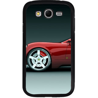 ifasho Stylish long Car Back Case Cover for Samsung Galaxy Grand