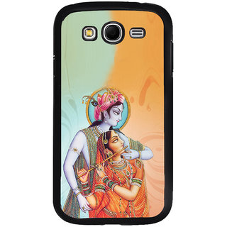 ifasho Lord Krishna and Meera Back Case Cover for Samsung Galaxy Grand