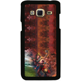 ifasho Lord Narasingha  Back Case Cover for Samsung Galaxy J3