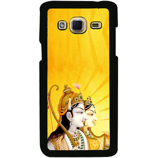 ifasho Lord Rama and sita Back Case Cover for Samsung Galaxy J3