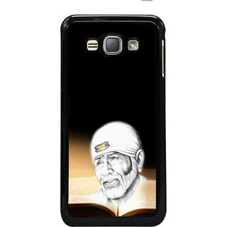 ifasho Sai baba Back Case Cover for Samsung Galaxy J1 (2016 Edition)