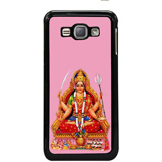 ifasho Santoshi maa Back Case Cover for Samsung Galaxy J1 (2016 Edition)