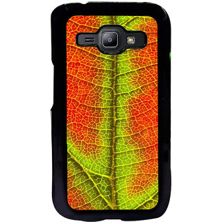 ifasho Leaf Back Case Cover for Samsung Galaxy J1