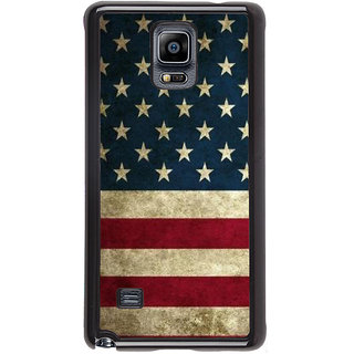 ifasho Country Flag on wooden background Back Case Cover for Samsung Galaxy Note 4