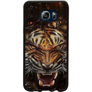 ifasho Roaring Tiger  Back Case Cover for Samsung Galaxy Note 5