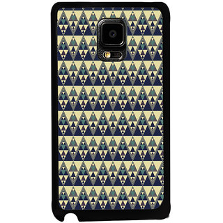 ifasho Animated Pattern colrful tribal design Back Case Cover for Samsung Galaxy Note Edge
