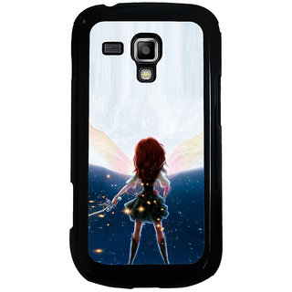 ifasho Girl with blade animated Back Case Cover for Samsung Galaxy S Duos S7562