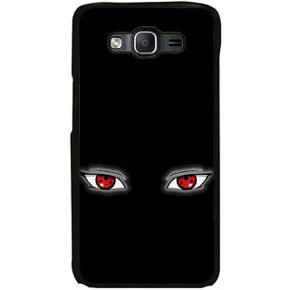 ifasho Cartoon Eyes Back Case Cover for Samsung Galaxy On 7 Pro