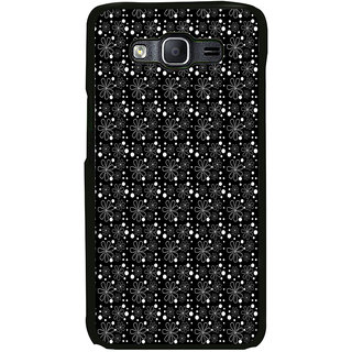 ifasho Animated Pattern Littel Flowers Back Case Cover for Samsung Galaxy On 5