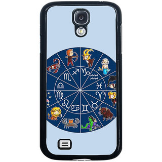 ifasho zodiac sign ALL Back Case Cover for Samsung Galaxy S4