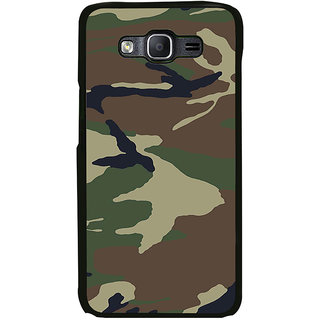 ifasho Army dress pattern Back Case Cover for Samsung Galaxy On 7