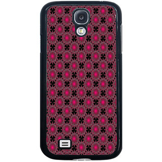 ifasho Animated Pattern design many small flowers  Back Case Cover for Samsung Galaxy S4