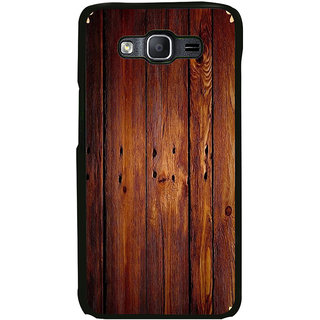 ifasho Animated Royal Pattern with Wooden back ground Back Case Cover for Samsung Galaxy On 5
