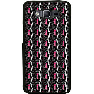 ifasho Pattern girls dresses frock suits Back Case Cover for Samsung Galaxy On 7 Pro