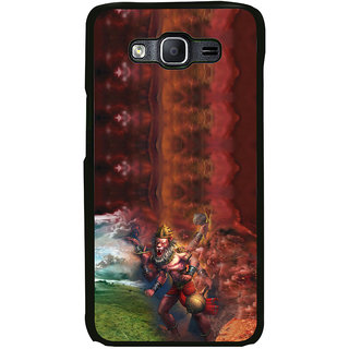 ifasho Lord Narasingha  Back Case Cover for Samsung Galaxy On 7 Pro