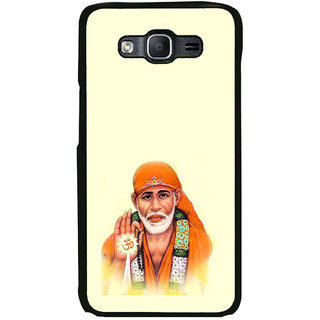 ifasho Shirdi wale Sai Baba Back Case Cover for Samsung Galaxy On 7 Pro