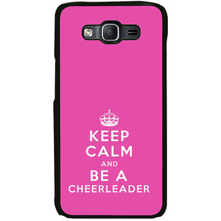ifasho Nice Quote On Keep Calm Back Case Cover for Samsung Galaxy On 5