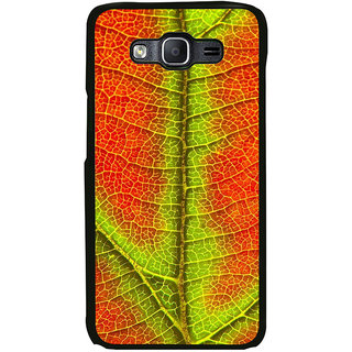 ifasho Leaf Back Case Cover for Samsung Galaxy On 5