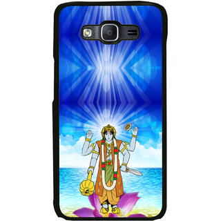 ifasho Lord Vishnu Back Case Cover for Samsung Galaxy On 7 Pro