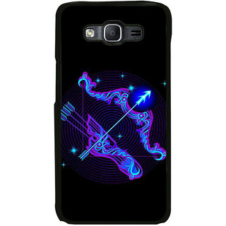 ifasho zodiac sign Sagitarius Back Case Cover for Samsung Galaxy On 7