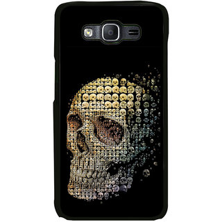 ifasho Modern  Design animated skeleton Back Case Cover for Samsung Galaxy On 7