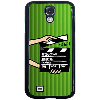 ifasho movie shoots action Back Case Cover for Samsung Galaxy S4