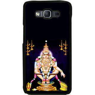 ifasho Lord Ayappa Back Case Cover for Samsung Galaxy On 7