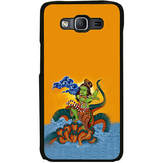 ifasho krishna Dancing on kalia serpant Back Case Cover for Samsung Galaxy On 7