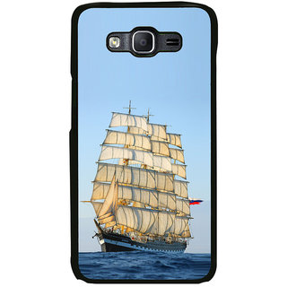 ifasho Ship in See Back Case Cover for Samsung Galaxy On 7