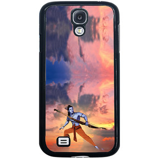ifasho Lord Rama Back Case Cover for Samsung Galaxy S4