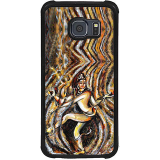 ifasho nataraj Back Case Cover for Samsung Galaxy S6 Edge Plus
