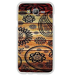 ifasho Animated Royal Pattern with Wooden back ground Back Case Cover for Samsung Galaxy J7