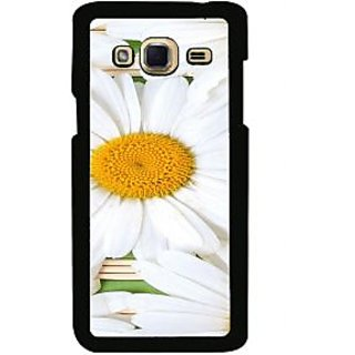 ifasho Pattern white flower Back Case Cover for Samsung Galaxy J3