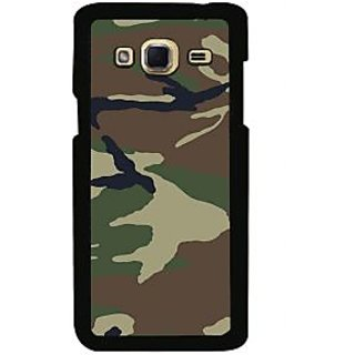 ifasho Army dress pattern Back Case Cover for Samsung Galaxy J3