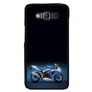 ifasho Bikoholic Sport Bike Back Case Cover for Samsung Galaxy On 7