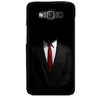 ifasho Gentle man Back Case Cover for Samsung Galaxy On 7