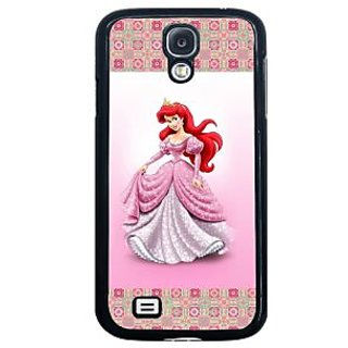ifasho Princess Back Case Cover for Samsung Galaxy S4